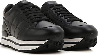 Sneaker für Damen, Tennisschuh, Turnschuh Günstig im Sale, Silber, Wildleder, 2017, 34 35 35.5 36 36.5 38 39 39.5 Hogan