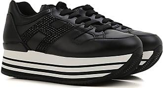 Chaussures De Sport Pour Les Femmes, Blanc, Cuir, 2017, 35 35,5 36 36,5 37 37,5 38 38,5 40 39,5 Hogan