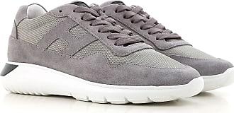 Chaussures De Sport Pour Les Hommes À La Vente, Le Goudron, Le Suède, 2017, 40 42,5 43 44 44,5 Hogan