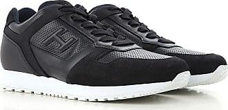 Chaussures De Sport Pour Les Hommes En Vente, Noir, Cuir, 2017, 40 39,5 41,5 43 44,5 46 Hogan
