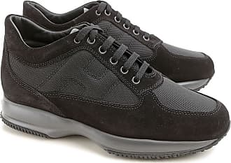 Sneakers for Men, antracite, Leather, 2017, 10 5.5 6.5 7 7.5 8 8.5 9 9.5 Hogan