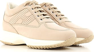 Sneakers for Women On Sale, Ginger, Leather, 2017, 5.5 Hogan
