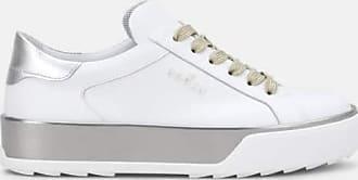 Chaussures De Sport Pour Les Femmes En Vente, Argent, Cuir Suédé, 2017, 36,5 37 38 38,5 Hogan