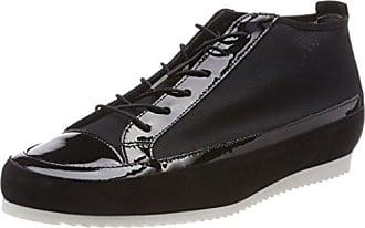 H?gl 4-10 0316 0100, Zapatillas para Mujer, Negro (Schwarz), 40 EU