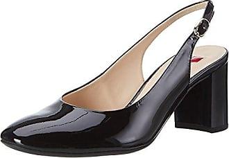 5-10 4602 8900, Zapatos de Talón Abierto para Mujer, Naranja (Koralle), 34.5 EU Högl