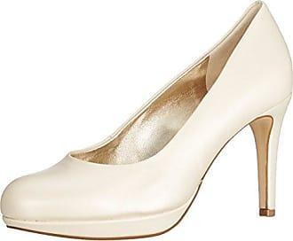 5-10 6805 0800, Zapatos de Talón Abierto para Mujer, Beige (Cotton), 37.5 EU Högl
