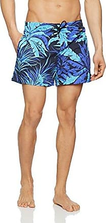 Playa Beach, Shorts para Hombre, Multicolor (Multicolore m023), L HOM