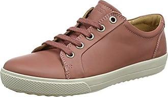 Hotter Tone EXF, Zapatos de Cordones Oxford para Mujer, Rosa (Salmon), 39 EU
