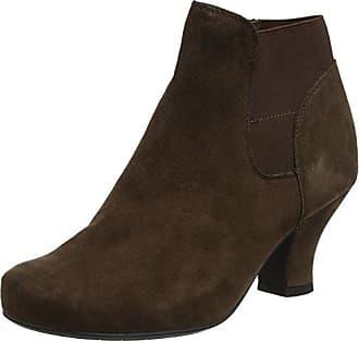 Hotter Dew, Zapatos de Cordones Oxford para Mujer, Beige (Sand 079), 38.5 EU
