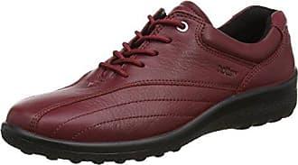Hotter Tone, Zapatos de Cordones Oxford Para Mujer, Rosa (Salmon), 42 EU