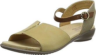 Sorrento Leather Flip WMNS, Tongues Femme, Beige (Oxford Tan, Sunset Red 212), 41 EUColumbia