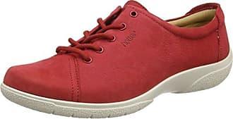 Hotter Tone, Zapatos de Cordones Oxford para Mujer, Grey (Duck Egg), 38 EU