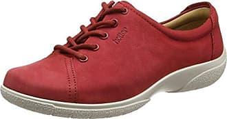 Hotter Tone EXF, Zapatos de Cordones Oxford para Mujer, Brown (Dk Mink), 40 EU