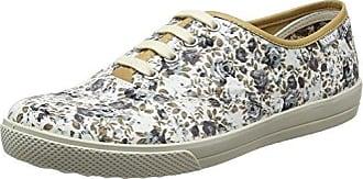 Hotter Mabel EXF, Zapatos de Cordones Oxford para Mujer, Gris (Grey Floral 111), 40 EU
