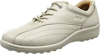 Hotter Tone EXF, Zapatos de Cordones Oxford para Mujer, Brown (Dk Mink), 41.5 EU