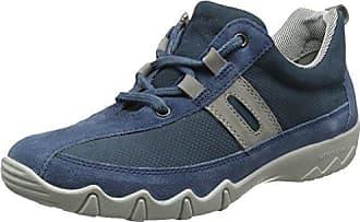 Hotter Mist EXF, Zapatillas para Mujer, Azul (Blue River 105), 35.5 EU