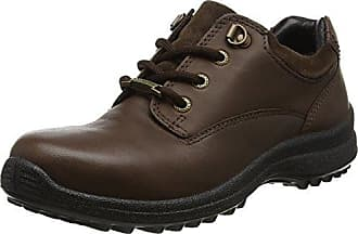 Ramble GTX, Zapatos de Cordones Oxford para Mujer, Rojo (Mahogany 029), 36 EU Hotter
