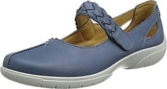 Hotter Leanne, Zapatillas Para Mujer, Azul (Blue River Multi), 39 EU (6 UK)