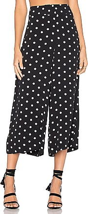 x REVOLVE Gwen Culotte in Black. - size M (also in L,S,XL,XS) House Of Harlow
