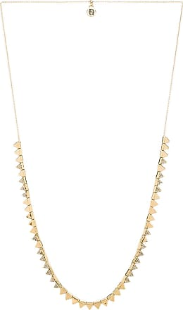 House Of Harlow Helicon Choker in Metallic F