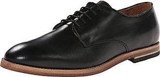 Hudson - Hadstone K401010, Scarpe stringate da uomo, Nero (Black), 6 UK