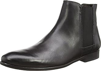 Breslin, Zapatillas de Estar por Casa para Hombre, Negro (Black), 46 EU Hudson