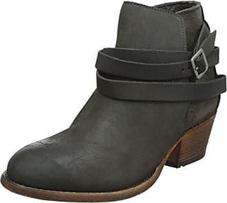 Hudson Horrigan Calf, botas de tobillo para las mujeres, color gris, talla 41 EU