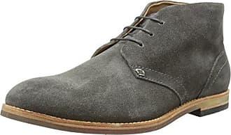 4615550, Boots homme - Gris (Grey), 45 EUHudson