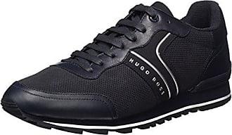 Hugo Hybrid Running-n, Zapatillas para Mujer, Rosa (Dark Pink 651), 39 EU