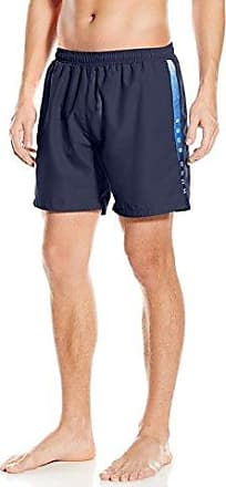 HUGO BOSS BOSS Mens Seabream Swim Shorts, New Navy, XX-Large