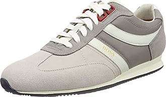 Boss Orange Stillnes_Tenn_WS 10198926 01, Zapatillas Para Hombre, Blanco (White), 42 EU