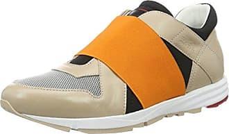 Hugo Zero, Zapatillas Para Mujer, Naranja (Bright Orange 821), 37 EU