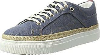 Connie-R 10195754 01, Zapatillas Para Mujer, Azul (Medium Blue 428), 42 EU HUGO BOSS