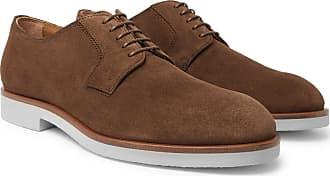 Chaussures derby en cuir poli270.00BOSS