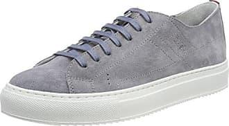 HUGO Greenwich Low Cut-s, Zapatillas Para Mujer, Gris (Medium Grey 036), 36 EU