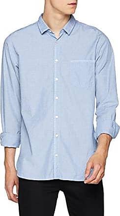 Magneton, Camisa para Hombre, Azul (Bright Blue 431), Large HUGO BOSS