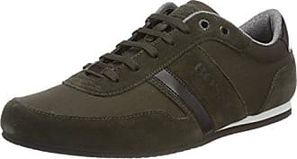 Boss Athleisure Lighter_lowp_mxme, Zapatillas Para Hombre, Gris (Dark Grey 028), 44 EU