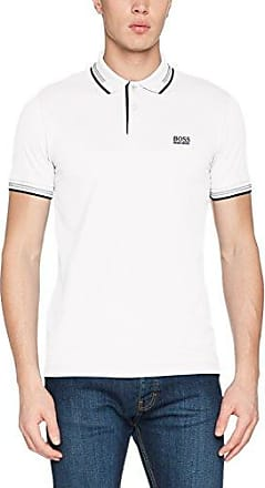Paule, Polo para Hombre, Blanco (Natural 101), X-Large HUGO BOSS