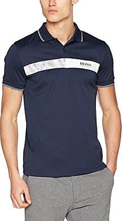 Donos, Polo para Hombre, Azul (Navy 419), Large HUGO BOSS