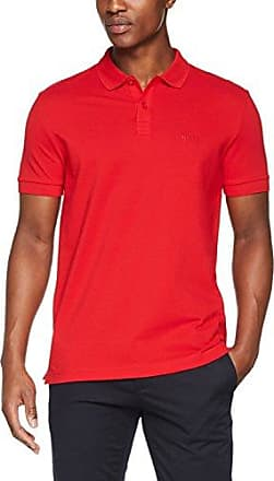 Paddy, Polo para Hombre, Rojo (Open Red 645), Medium HUGO BOSS