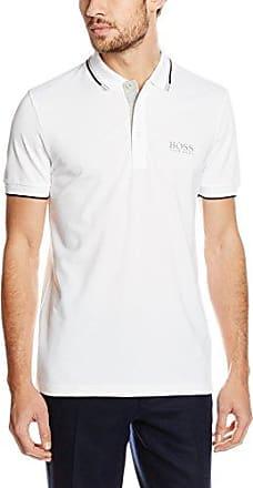 Pavlik, Camiseta para Hombre, Blanco (White 100), Small HUGO BOSS