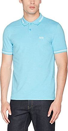 Paule 4 10176257 01, Camiseta para Hombre, Azul (Open Blue 479), Medium HUGO BOSS
