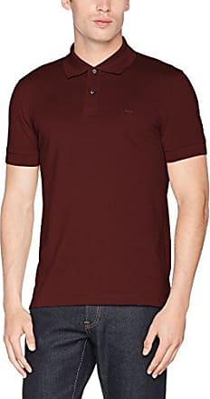Paule Pro 10143643 01, Camiseta Para Hombre, Rojo (Medium Red 610), Large HUGO BOSS