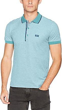 Peos 1, Camiseta para Hombre, Azul (Medium Blue 423), Medium HUGO BOSS