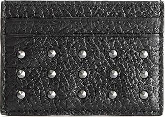Hugo boss wallets 60 items stylight hugo boss hugo boss studded leather cardholder victorian s s card one size black colourmoves