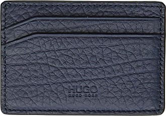 Hugo boss business card holders 19 items stylight hugo boss hugo by hugo boss mens victorian embossed leather cardholder navy one size colourmoves