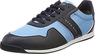 Verve_Runn_MX, Sneakers Basses Homme, Bleu (Open Blue 460), 45 EUBoss Orange by Hugo Boss