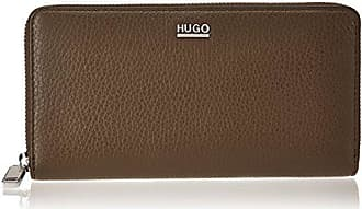 HUGO BOSS HUGO Nave-r 10195833 01, Portefeuilles femme, (Dark ), 1.5x10x19 cm (B x H T)