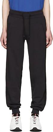 Navy Tape Detail Lounge Pants HUGO BOSS