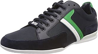 U Traccia A, Sneakers Basses Homme, Gris (DK Grey), 44 EUGeox